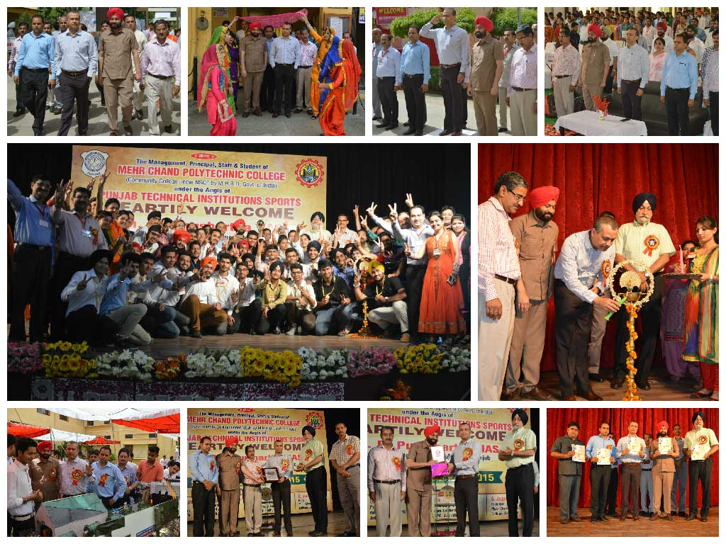 9TH STATE TECH FEST-2015 HELD AT MEHR CHAND POLYTECHNIC COLLEGE